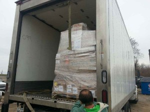 Asia Ship Truck Delivery 2