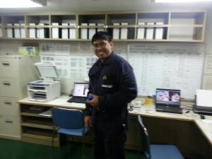 Chief-Mate MV S.